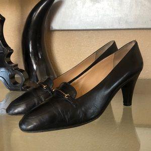 Vintage Gucci Heel with Horse Bit. US 10, Euro 40